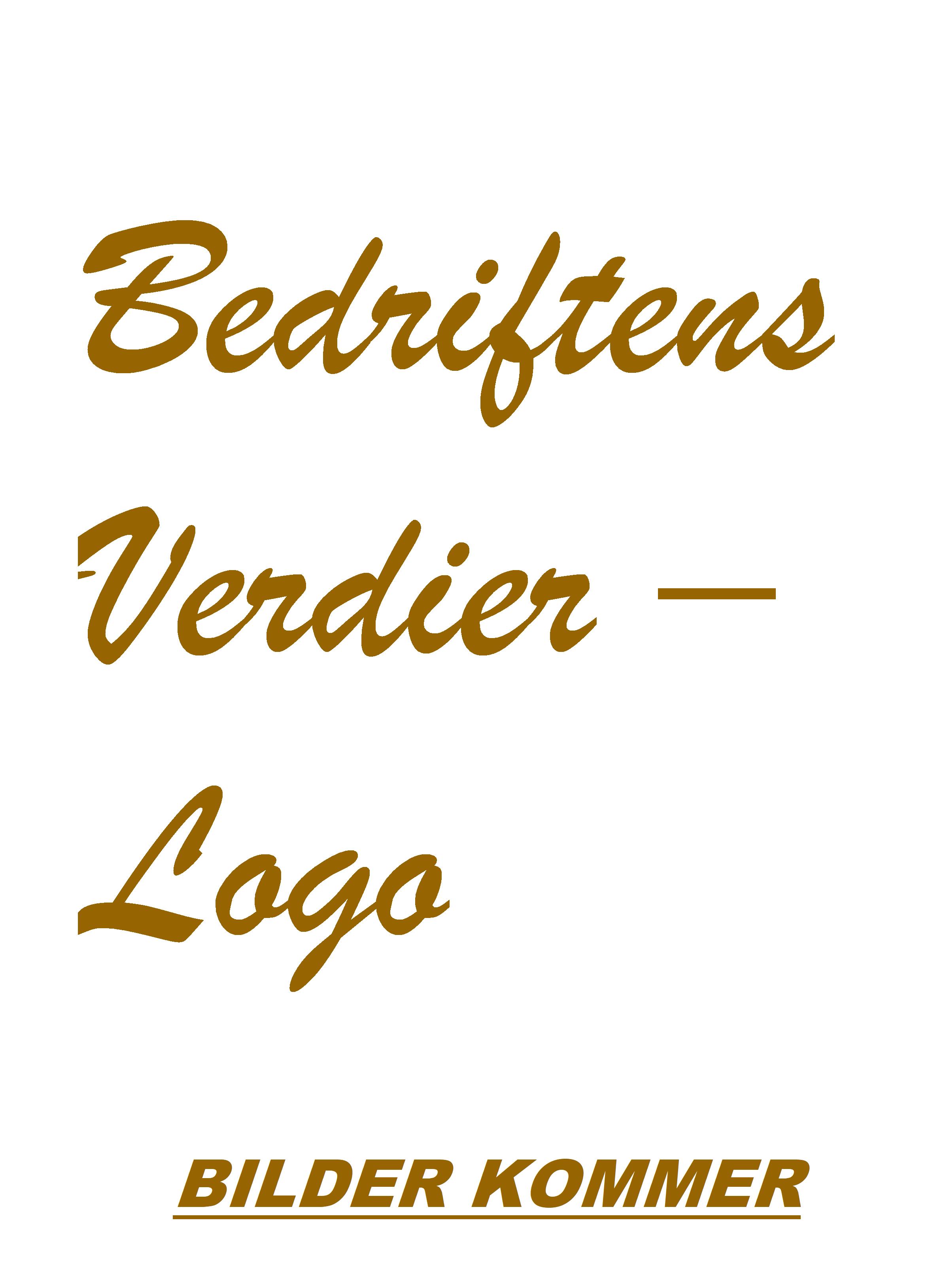 bedriftens verdier - logo